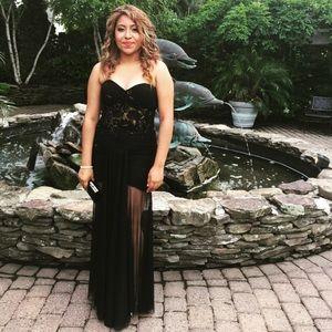 Jovani Black Prom Dress